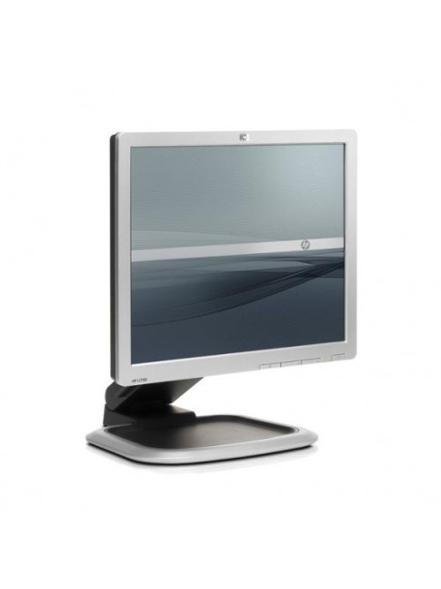 "Used Monitor L1750 TFT/HP/17""/1280 x 1024/Silver/Black/"